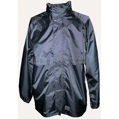 Rainbird Men's Stowaway Rainwear Jacket Navy S, Navy, bcf_hi-res