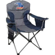 AFL Adelaide Crows Cooler Arm Chair, , bcf_hi-res