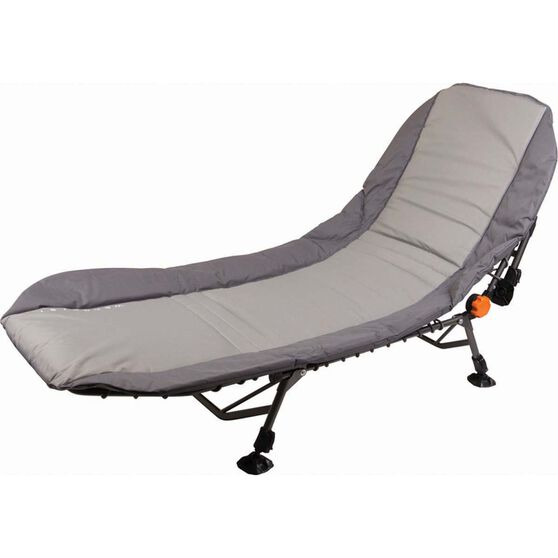 Wanderer Premium Ultra Comfort Folding Stretcher King Single, , bcf_hi-res