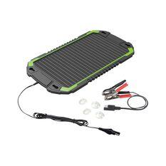Wanderer 2.4W Solar Maintenance Charger, , bcf_hi-res