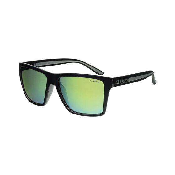 Liive Vision Men's Bazza Mirror Sunglasses, , bcf_hi-res