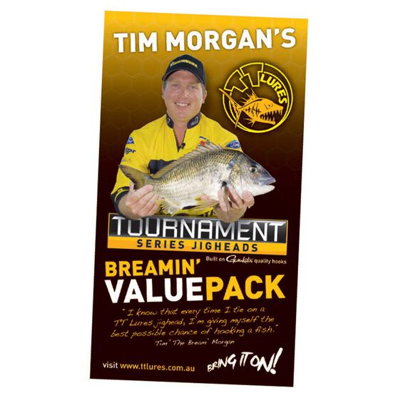 Tackle Tactics Tournament Jig Head Value Pack, , bcf_hi-res
