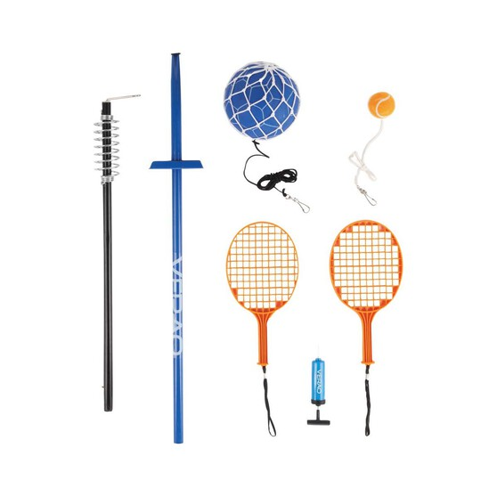 Verao Height Adjustable Tennis and Soccer Set, , bcf_hi-res