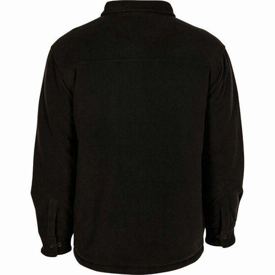 Outdoor Expedition Men's Helmsman Jacket, Black, bcf_hi-res