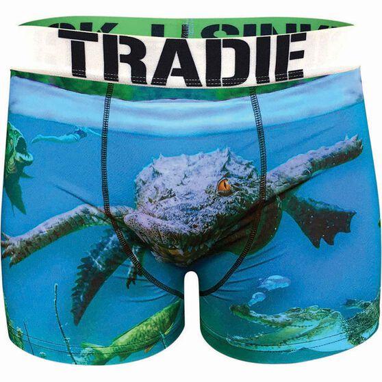 Tradie Men's Crocodile Underwear, , bcf_hi-res
