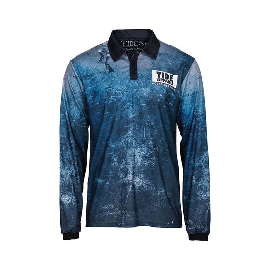 Tide Apparel Men's Jawz 2 Fishing Jersey, , bcf_hi-res