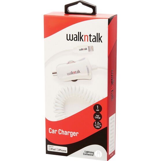 Walkntalk Lightning Car Charger, , bcf_hi-res