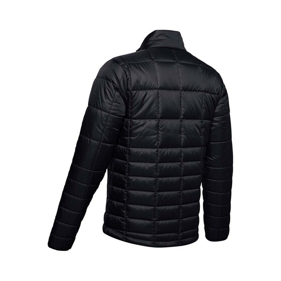 Under Armour Mens Insulated Jacket, Black, bcf_hi-res