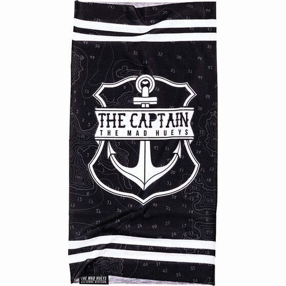 The Mad Hueys Unisex Captain Map Multiscarf, , bcf_hi-res