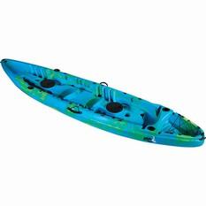 Glide Reflection II Tandem 2 Person Kayak Blue / Green, , bcf_hi-res