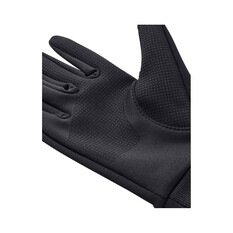Under Armour Men's Liner Graphic Gloves Blackout  / White S, , bcf_hi-res