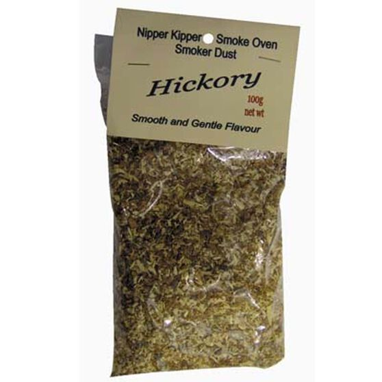 Nipper Kipper Hickory Smoker Dust 50g, , bcf_hi-res