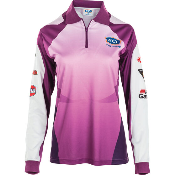 BCF Women's Corporate Sublimated Polo Holly 12, Holly, bcf_hi-res