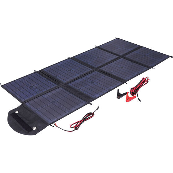 Solution X Foldable Solar Blanket 100W, , bcf_hi-res