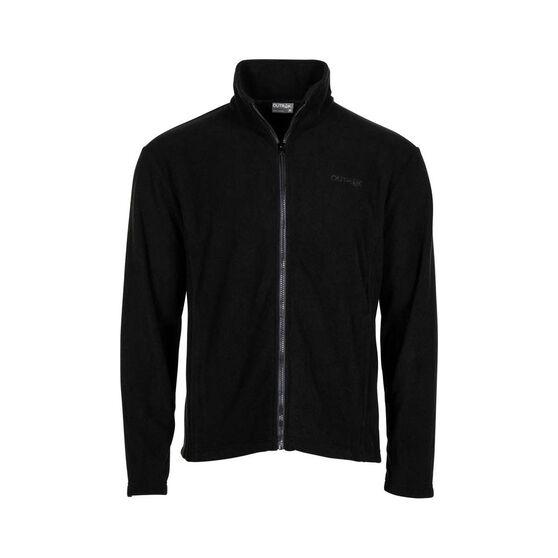 OUTRAK 3 in 1  Jacket - Mens, Black, S, Dark Grey, bcf_hi-res