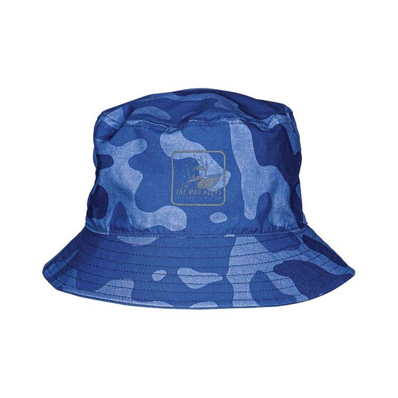 The Mad Hueys Kids Armed Camo Bucket Hat, , bcf_hi-res