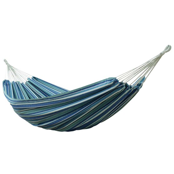 Summer Stripe Double Hammock, , bcf_hi-res