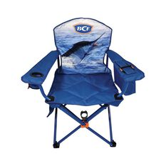 BCF Blue Marlin Quad Fold Chair, , bcf_hi-res