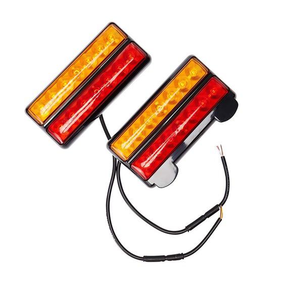 LED Autolamps Submersible LED Auto Lamp Trailer Lights 207BARLP2, , bcf_hi-res