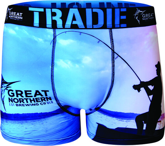 The Great Northern Brewing Co Men's Perfect Trunk, Print, bcf_hi-res