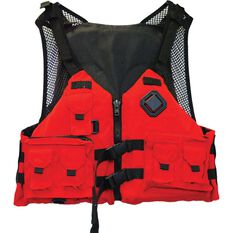 Marlin Australia Adult Competitor PFD 50 Red XS / S, Red, bcf_hi-res