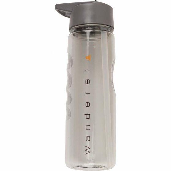 Wanderer Active Drink Bottle 700ml Smoke, Smoke, bcf_hi-res
