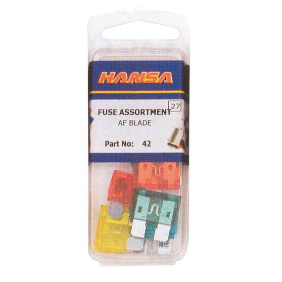 Hansa Assorted Blade Fuse Pack, , bcf_hi-res