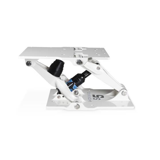 Shockwave S5 Seat Suspension White, , bcf_hi-res