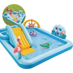 Intex Inflatable Jungle Play Centre, , bcf_hi-res