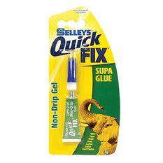 Supa Glue - Quick fix, Gel, 3g, , bcf_hi-res