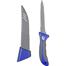 Rogue Stainless Steel Boning Knife With Sheath, , bcf_hi-res