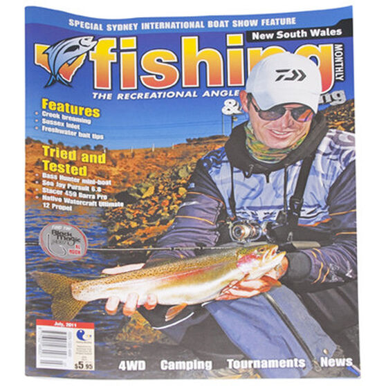 QFM NSW Fishing Monthly Magazine, , bcf_hi-res
