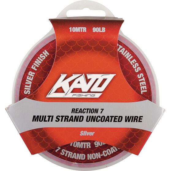 Kato 7 Strand Uncoated Wire, Camo Brown, bcf_hi-res