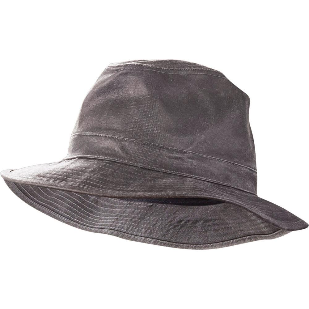 6a55f1771ec Explore 360 Men s Old Salt Hat Charcoal Marle OSFM