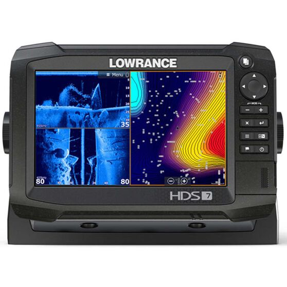 Lowrance HDS-7 Carbon Combo, , bcf_hi-res