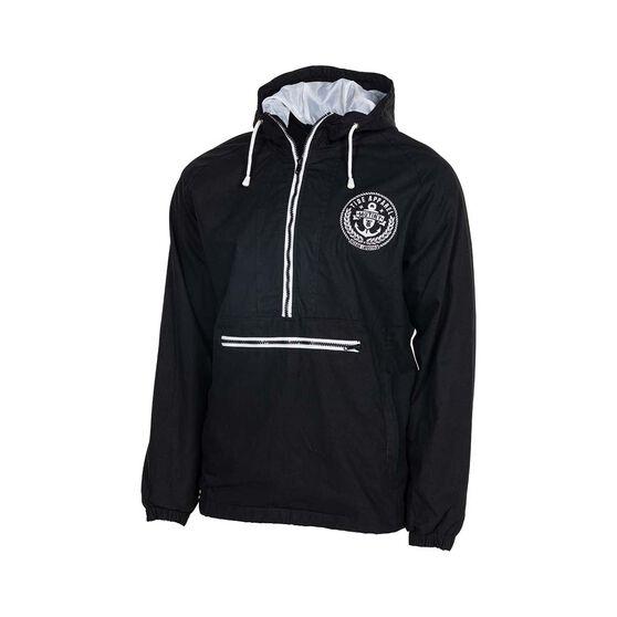 Tide Apparel Men's Mutiny Jacket, Black / White, bcf_hi-res
