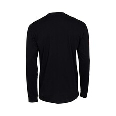 The Great Northern Brewing Co. Men's Long Sleeve Tee, Black, bcf_hi-res