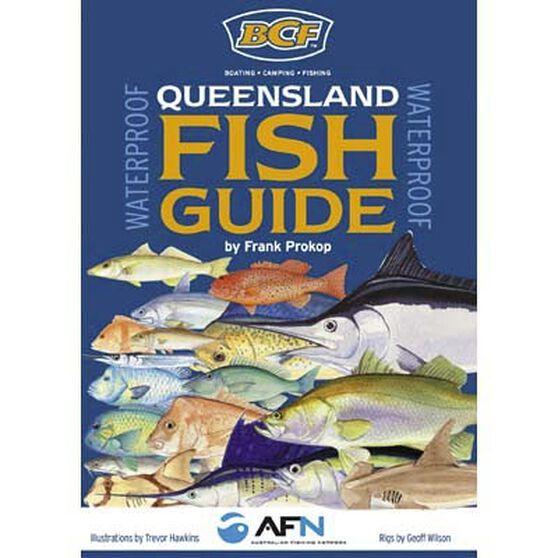 BCF Waterproof Queensland Fishing Book, , bcf_hi-res