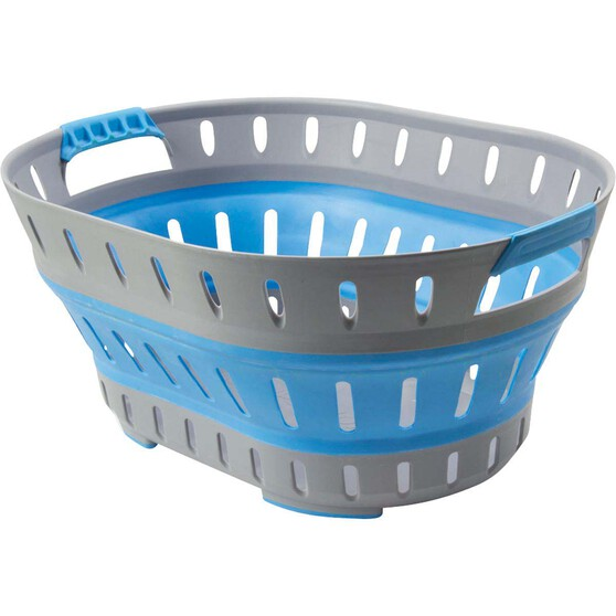 Companion Pop Up Laundry Basket, , bcf_hi-res