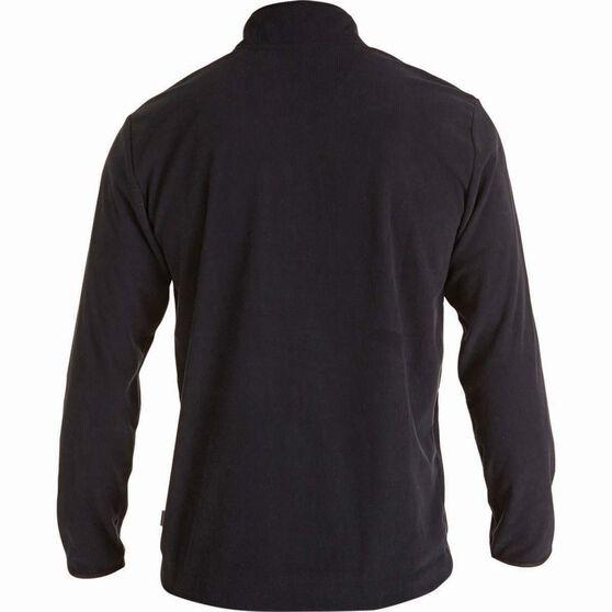 Quiksilver Waterman Hidden View Fleece, Black, bcf_hi-res