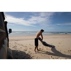 Quiksilver Waterman Men's Angler 20 Boardshorts, Black, bcf_hi-res