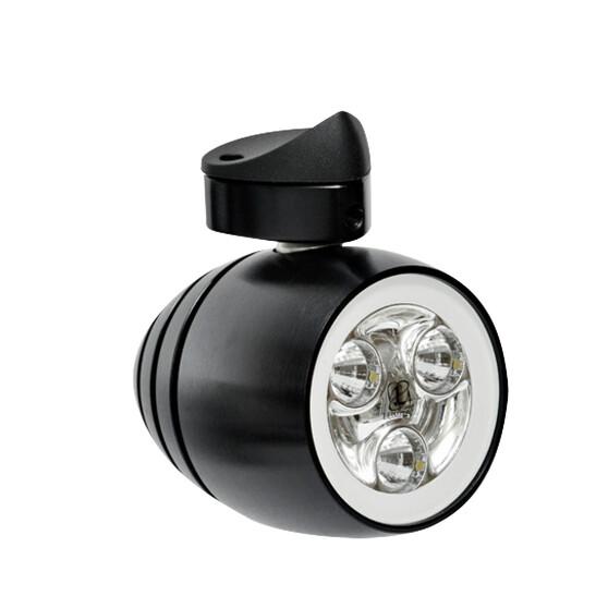 Lumitec Octane Wakeboard Tower LED Light Black, , bcf_hi-res