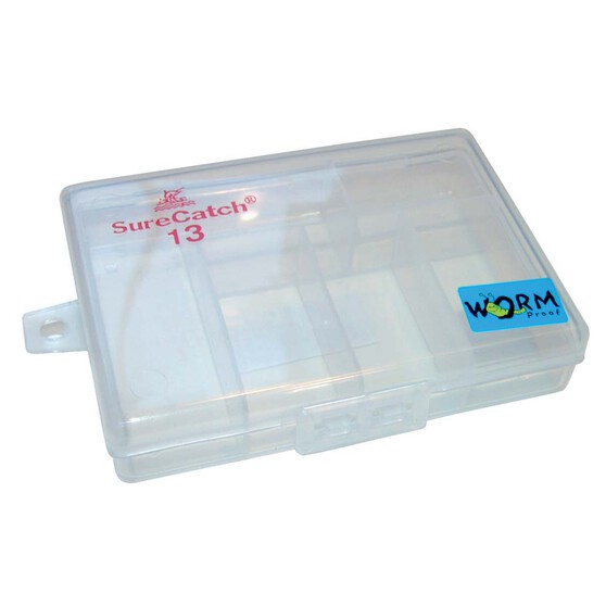 Surecatch Compartment Tackle Tray Small, , bcf_hi-res
