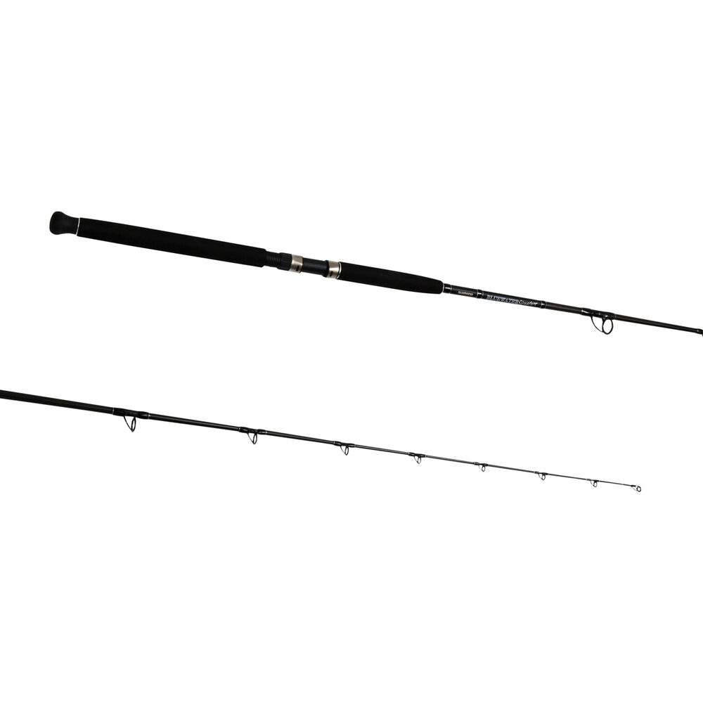 Shimano Bluewater Signature Spinning Rod 7ft 10-15kg (1 Piece)