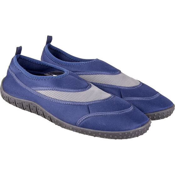 BCF Unisex Aqua Shoes Navy 2, Navy, bcf_hi-res