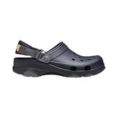 Crocs All Terrain Men's Clogs Black M7, Black, bcf_hi-res