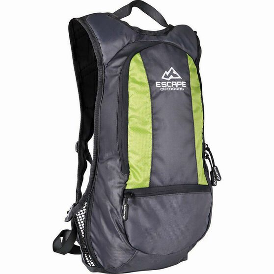 Escape Outdoors Motion Hydration Pack 3L Green, Green, bcf_hi-res