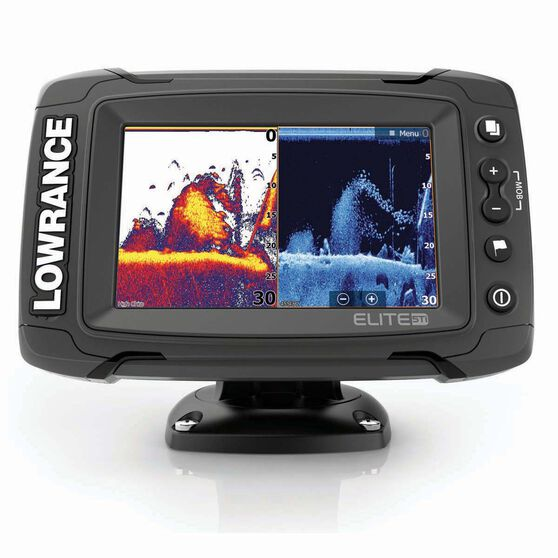 Ex-Demo Lowrance Elite Ti 5 (Head Unit Only), , bcf_hi-res