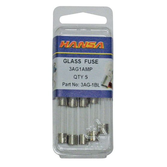 Hansa Glass Fuse 1A, , bcf_hi-res