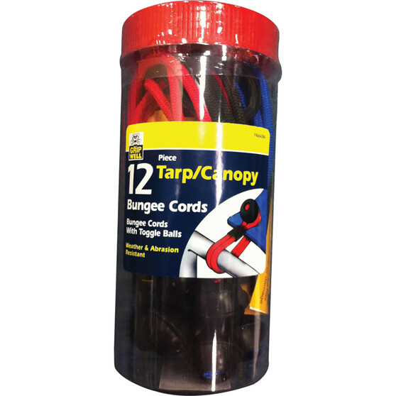 Bungee Cord Parck - 12 Pack, , bcf_hi-res